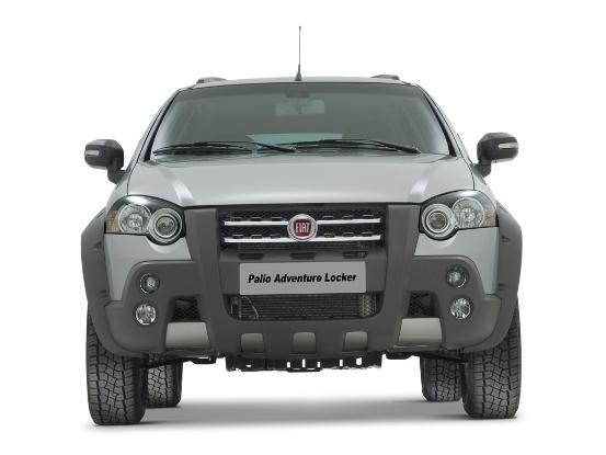 Fiat presenta el palio adventure locker revista 4 4 for Fiat idea adventure locker 2010 precio