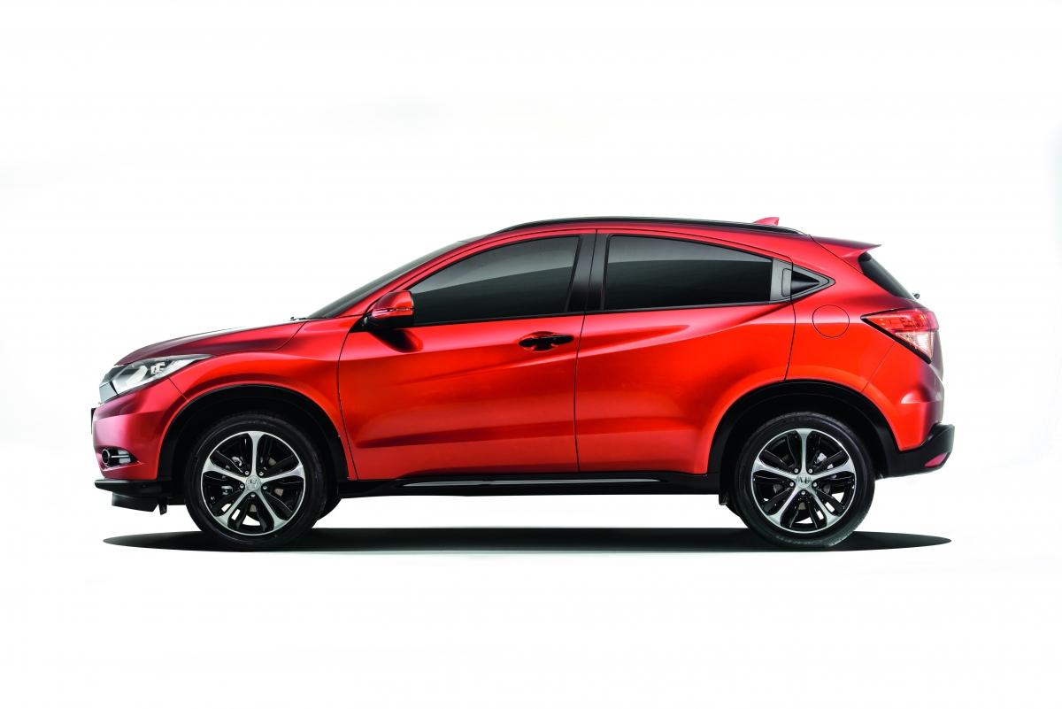 Honda Hr V Prototipo Fotos Revista 4 215 4