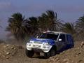 Jean Pierre Fontenay Mitsubishi Dakar 2001