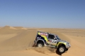 Hiroshi Masuoka Mitsubishi Dakar 2001