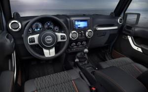 Jeep Wrangler Arctic (outside North America)