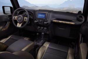 """Jeep® Wrangler """"Dragon"""" Design Concept debuts at 2012 Beiji"""