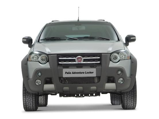 Fiat presenta el palio adventure locker revista 4 4 for Precio del fiat idea adventure 2014