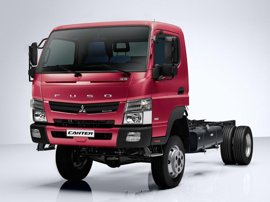 Mitsubishi Fuso Presenta El Nuevo Canter 4 U00d74  U2013 Revista 4 U00d74