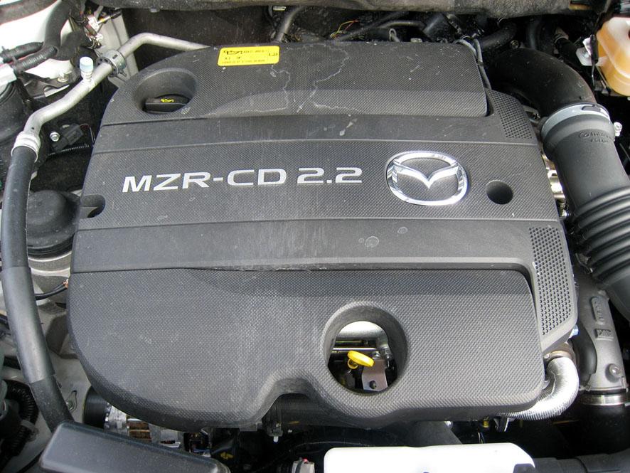 Motor Mazda CX-7 MZR-CD 2.2