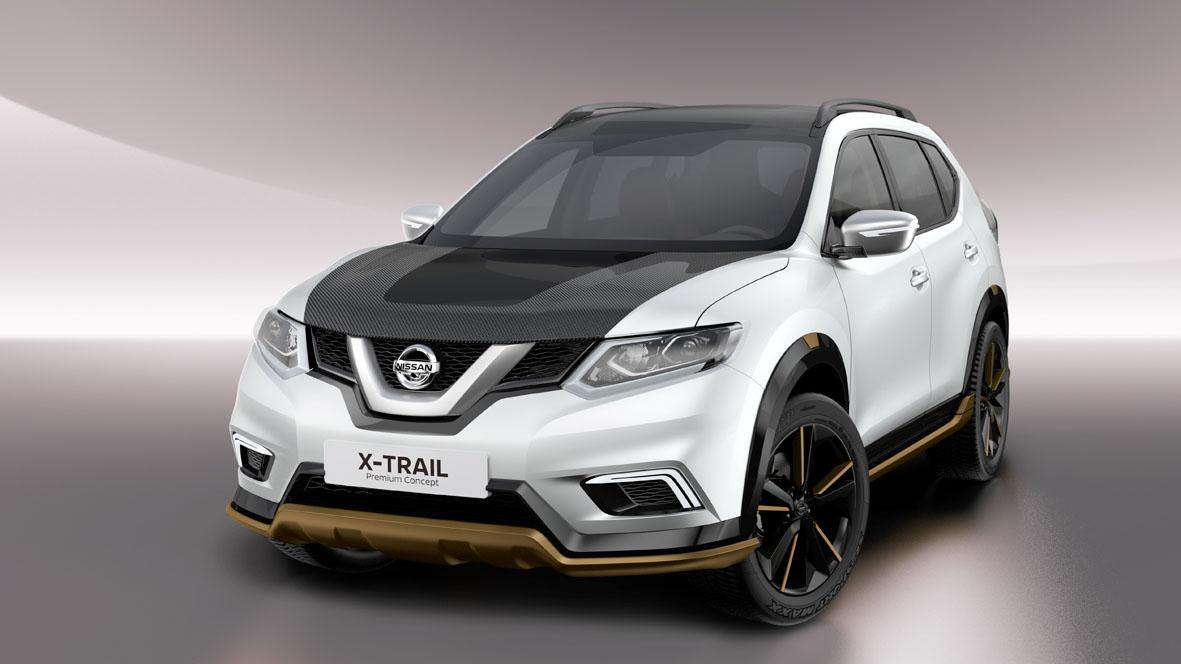 Nissan X-Trail en el Salón de Ginebra 2016
