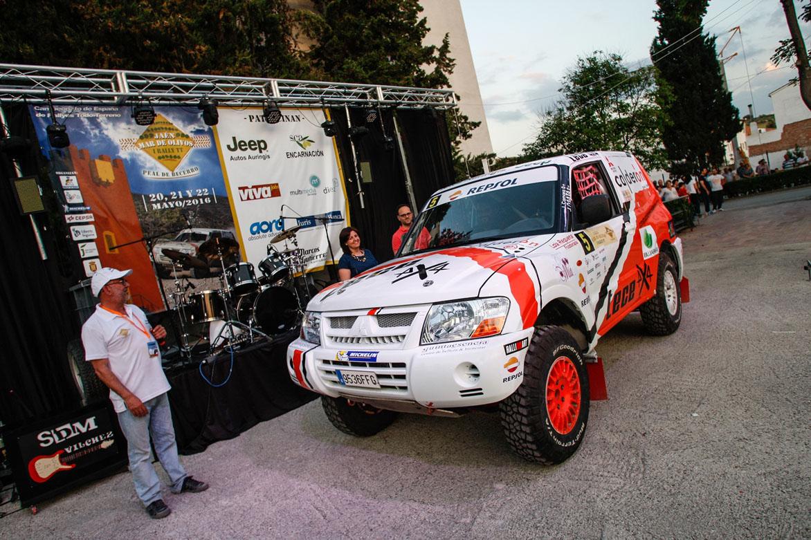 Rally Mar de Olivos Cámara con Mitsubishi 03