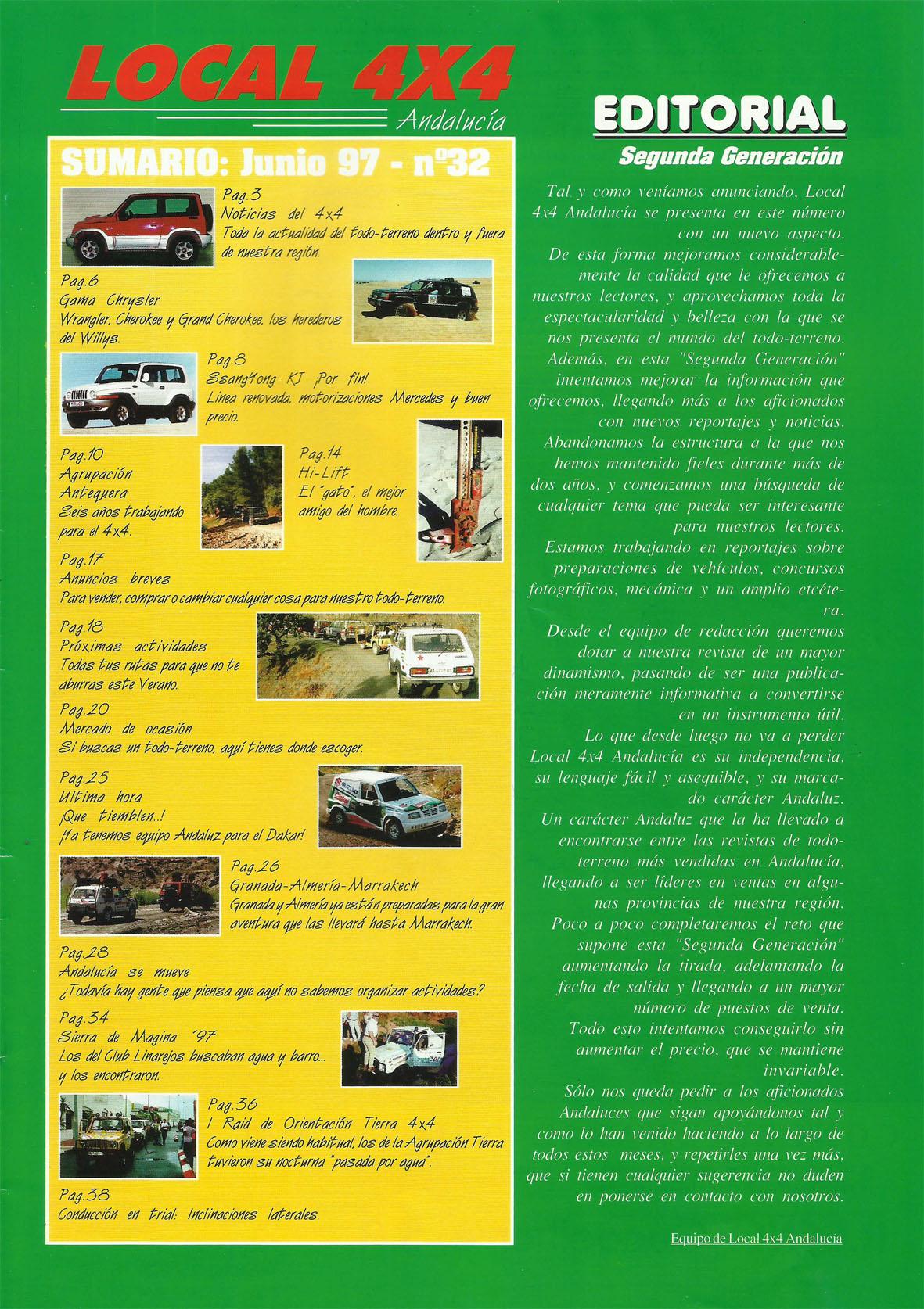 Revista Local 4x4 32 01