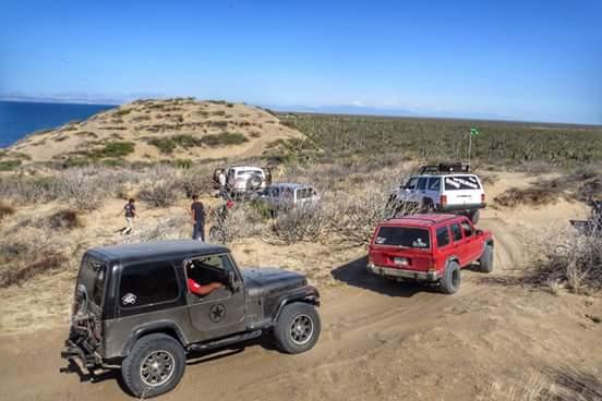 Travesía Las Dunas del Mogote Baja California 01
