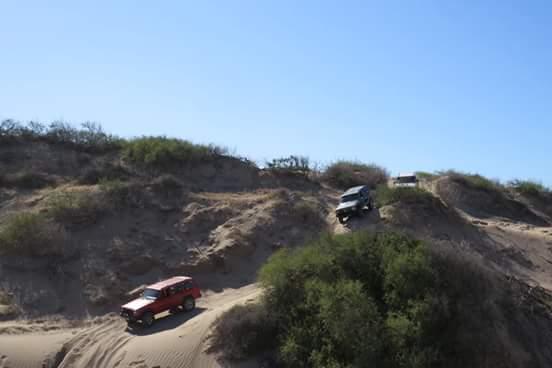 Travesía Las Dunas del Mogote Baja California 03