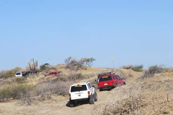 Travesía Las Dunas del Mogote Baja California 04