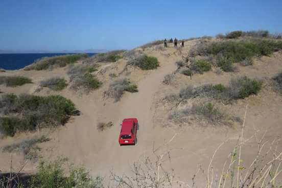 Travesía Las Dunas del Mogote Baja California 06