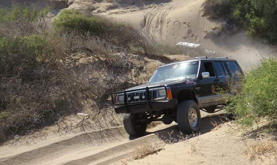 Travesía Las Dunas del Mogote Baja California