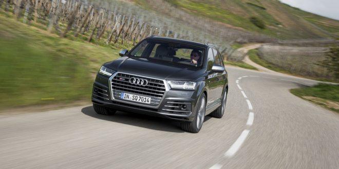 Nuevo Audi SQ7
