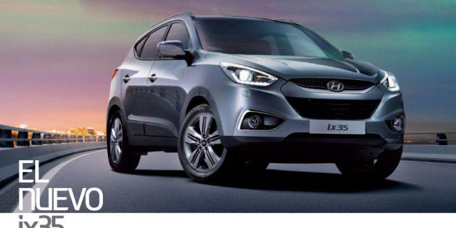 cat logo nuevo hyundai ix35 2013 revista 4 4 rh revista4x4 es Hyundai Ix35 2015 Hyundai Ix35 2015
