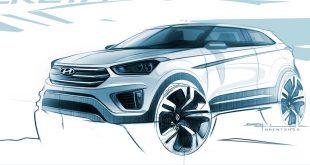 Hyundai presenta el SUV Creta