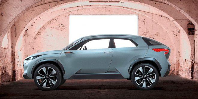 Prototipo Hyundai Intrado
