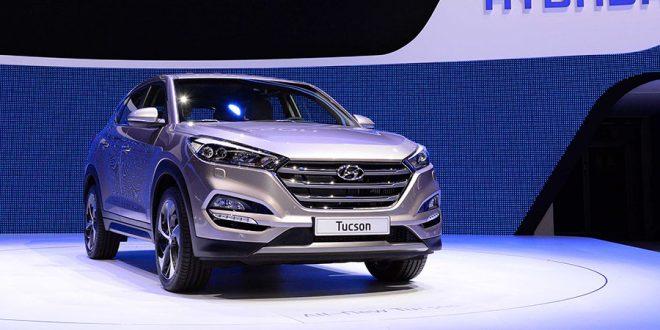 Nuevo Hyundai Tucson en el Salón de Ginebra 2015