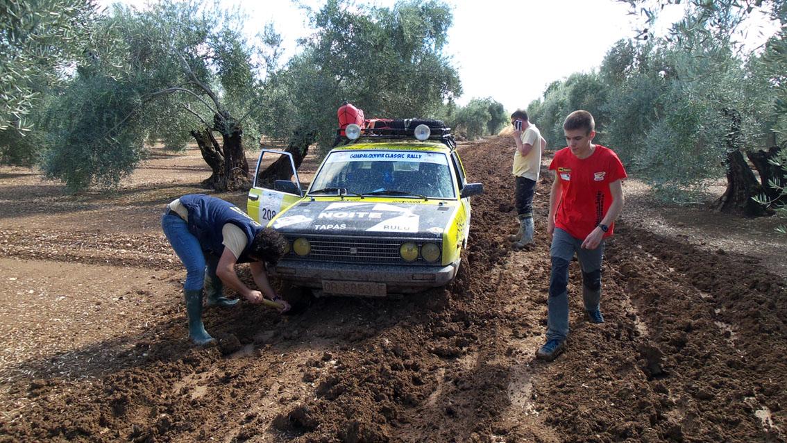 Rally Clásicos del Atlas