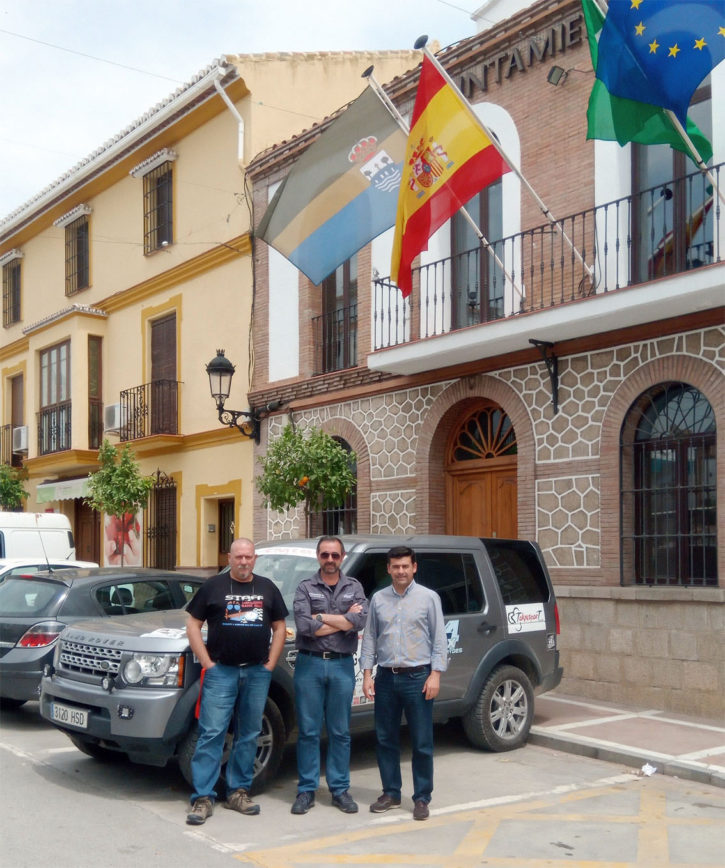 Guadalquivir Classic Rally en Riogordo