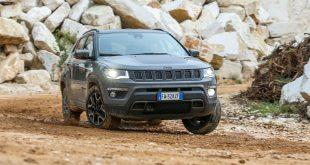 Más capacidad Off Road para el Jeep Compass con la nueva versión Trailhawk