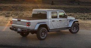 El Jeep Gladiator sólo dispondrá de una motorización diésel para el mercado europeo