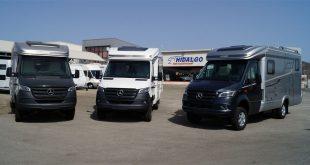 Autocaravanas Hidalgo, especialistas en Cámper y Autocaravana 4×4