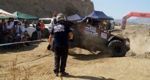 Cerca de 30 equipos se darán cita en Torrox para la disputa de la quinta prueba del Campeonato Extremo 4×4 de Andalucía 2019