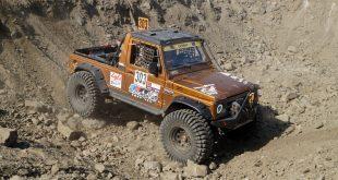 El equipo Team Litoral 4×4 consigue una trabajada segunda posición en el Extreme 4×4 de Torrox