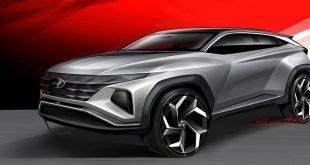 Hyundai presenta en el AutoMobility de Los Ángeles el Vision T Concept, un prototipo de SUV eléctrico