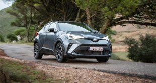 Comienza la pre-venta del nuevo Toyota C-HR Hybrid con motor de 184 CV y acabado Advance Luxury