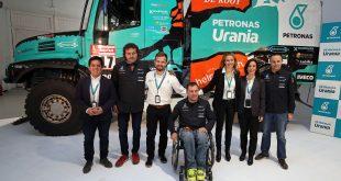 Albert Llovera participará en el Dakar 2020 dentro de la estructura del Team Petronas De Rooy Iveco