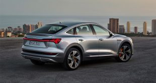 Nuevo SUV Audi e-tron Sportback, la segunda apuesta de la marca alemana en el segmento eléctrico