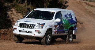 El piloto catalán Joan Font participará en el Dakar 2020 a los mandos de un Toyota Land Cruiser