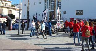 El Concesionario DFSK Málaga da a conocer el nuevo SUV 580 en el Valle del Guadalhorce con motivo de la presentación del CAEX 4×4