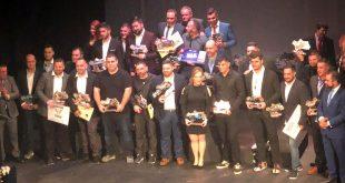Los vencedores en el Campeonato Extremo de Andalucía CAEX 4×4 2019 reciben sus premios en la Gala de Campeones