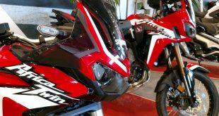 Los aficionados al mundo de la moto de aventura tienen una cita ineludible con Servihonda, concesionario oficial Honda en Málaga y Marbella