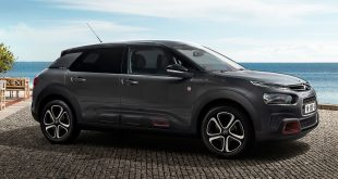 Citroën amplía la gama de su modelo C4 Cactus con la serie especial C-Series