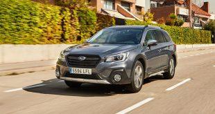 Subaru incorpora un nuevo acabado denominado Silver Edition a la gama Outback 2020
