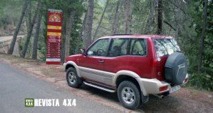 Nissan Terrano II de Ruta por la Sierra de Cazorla, Segura y las Villas