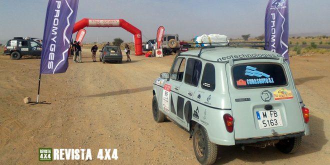 Salida Rally de Clásicos