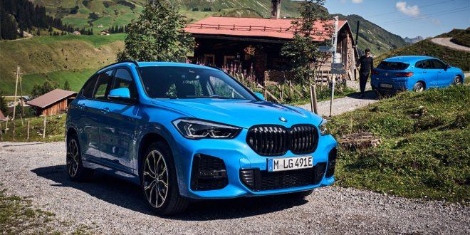BMW X1 Híbrido Enchufable