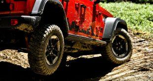Trail Rated, una certificación reservada para los modelos con la mayor capacidad todoterreno de la gama Jeep