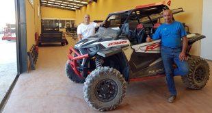 Un ATV Polaris invitado de excepción en las jornadas de entrenamiento que tendrán lugar este fin de semana en Huelva