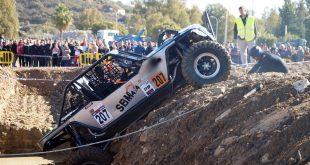 Convivencia y jornadas de entrenamientos privados al más puro estilo Extreme 4×4 en Finca Kosso en Huelva