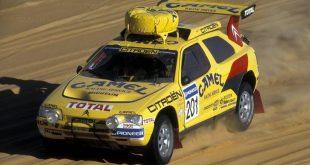 Historia del Citroën ZX Rally Raid
