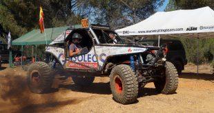 El equipo Sanper Competición, habitual en el CAEX 4x4, participará en la prueba andaluza.