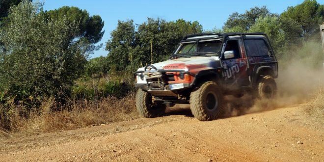 El equipo Team Zapatito 4x4 participará en la prueba andaluza.