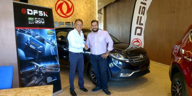 Miguel Cabello y Francisco Guillén, responsables del Grupo de Automoción CABMEI ICARS.