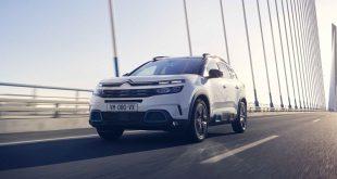 Los tres modos de conducción del Citroën C5 Aircross Hybrid: Eléctrico, Híbrido y Sport